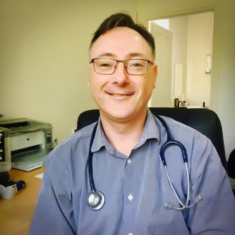 Dr Mark Magill Geelong GP practising at Park Street Medical Clinic central Geelong